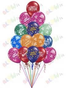 birthday balloon bouquet eternal birthday balloon bouquet