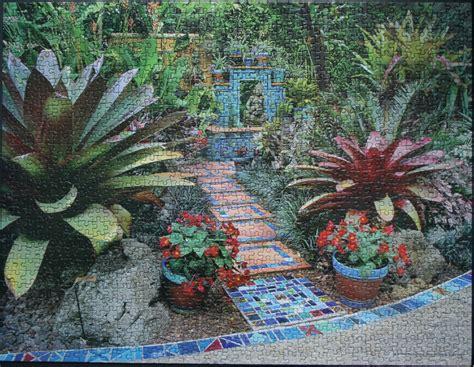 backyard meditation gardens puzzle tropical meditation garden fingering zen
