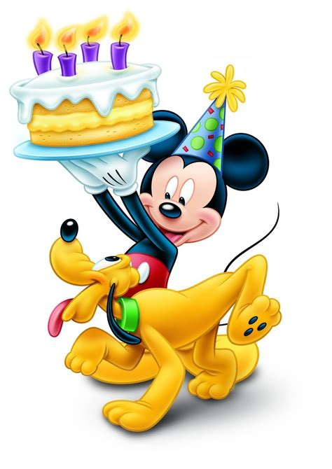 mickey mouse happy birthday images happy birthday from mickey pluto mickey mouse you are