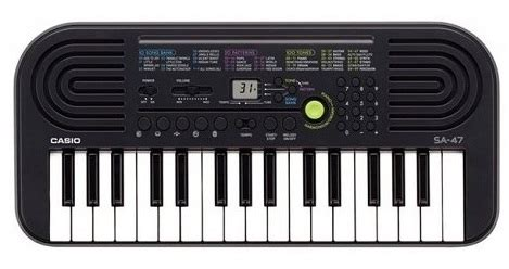 Keyboard Casio Sa 47 jual casio keyboard mini sa 47 murah bhinneka