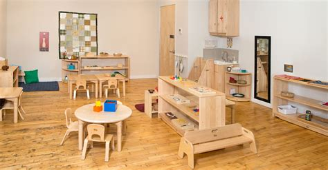 montessori room communityplaythings montessori toddler room
