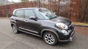 Fiat 500 Seattle 2014 Fiat 500 L Trekking Gray Metallic Ez014326