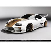 International Fast Cars Toyota Supra Modified