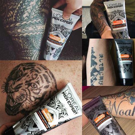 tattoo regular lotion 2 x l oreal men expert hydra energetic tattoo reviver