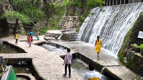 Chandigarh Rock Garden   YouTube