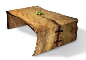 tigerwood live edge wood slab coffee table wood slab