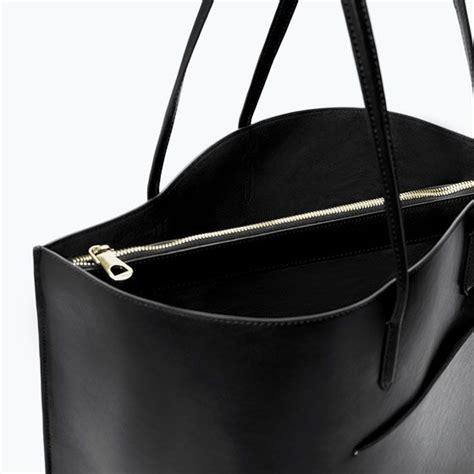 zara shoes bags shopper bag with pocket bag bags shoes and zara