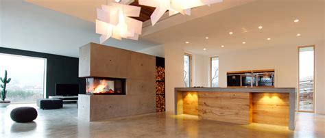 Schöne Feuerstellen by Trennwand Kamin Design