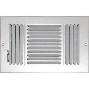 vent covers home depot speedi grille 6 in x 12 in ceiling sidewall vent