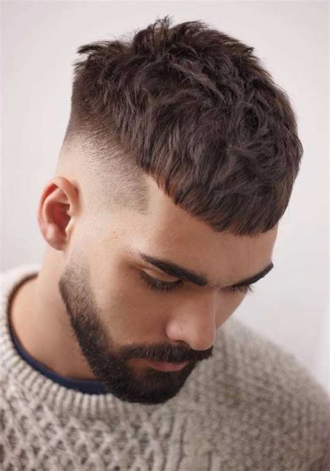 pilih gaya rambut pendek pria sesuai bentuk wajah