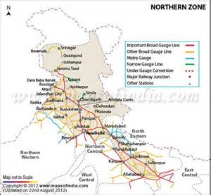 thematic maps of canada northern railway zone map railway maps