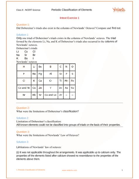 Chemistry Reference Table Workbook 2nd Edition Answers