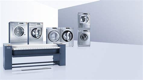 miele waschmaschine und trockner miele professional waschmaschinen trockner mangeln
