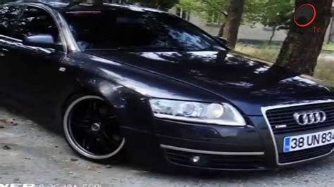 audi a6 modified audi a6 sline smokegray modified turbo car hd