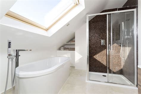 loft conversion bathroom ideas a guide to loft conversion bathrooms simply loft