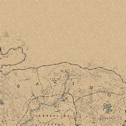 Sketched Map Rdr2 by Dead Redemption 2 Map Pictures Best Hd Wallpaper