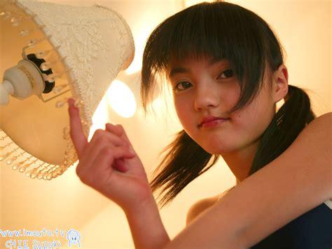 Chie Suzuki Chie Suzuki 12 Years Japanese New Junior High