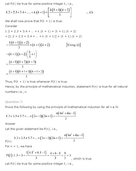 principle of mathematical induction for class 11 ncert solutions for class 11th maths chapter 4 principle of mathematical induction aglasem
