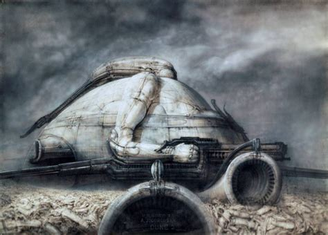 H R H h r giger dune ii 187 shop 187 drawing room