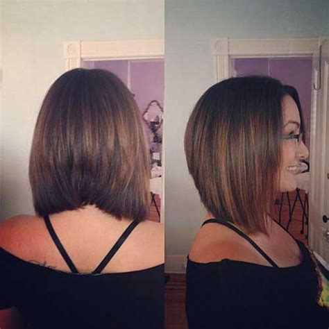 how to cut own a line hairstyles 25 best short to medium haircuts the best short