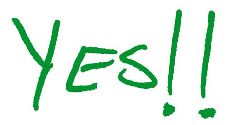 yes pictures yes transparent png pictures free icons and png backgrounds
