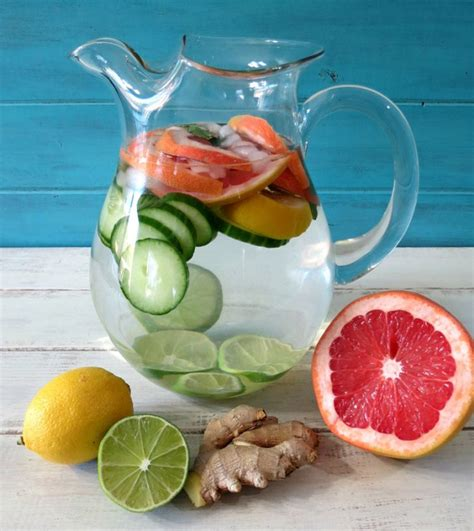 Oregano Detox Water by Corner 10 Delicious Detox Water Recipes For A Summer