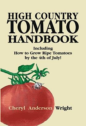 the new seed starters handbook rodale classics books high country tomato handbook pronghorn press