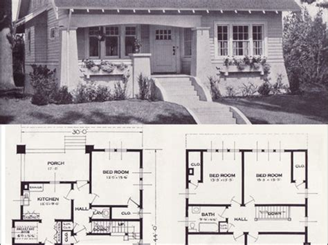 1930s bungalow floor plans craftsman bungalow house plans plan 059h 0019 find