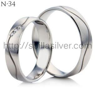 Cincin Kawin Cincin Tunangan Cincin Nikah Ra 34 reseller spilla silver cincin special