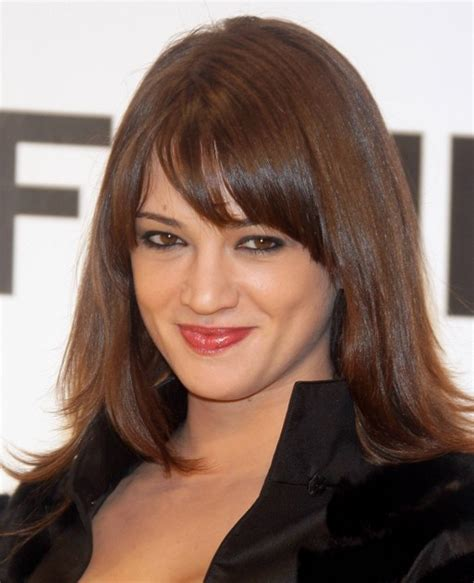 brunette hairstyles with bangs 2014 4 fabulous medium layered hairstyles for 2014 pretty designs