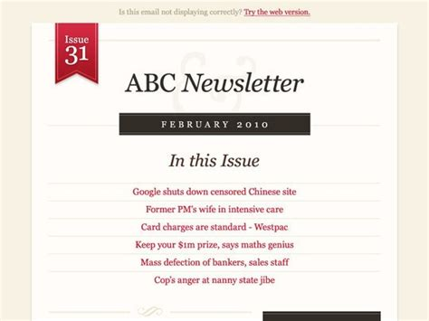 html5 newsletter template 91 best images about responsive html5 css3 template on