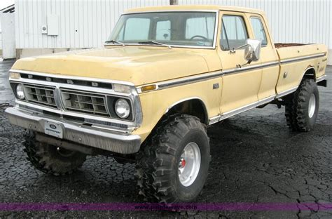 film pick up 1975 1975 ford pickup information and photos momentcar
