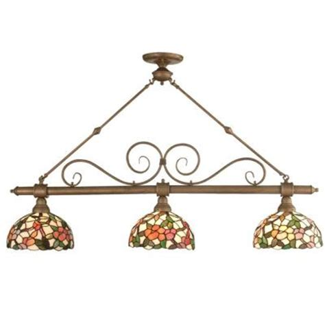 discontinued dale tiffany ls dale tiffany 3 light tiffany peony pool fixture