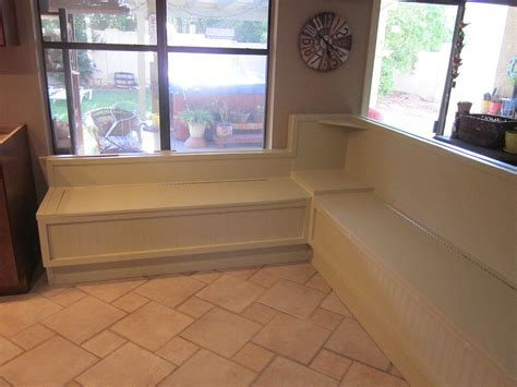 l shaped bench seating with storage l shaped bench with under seat storage hometalk