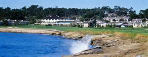 about the resort at the lodge at pebble beach pebble