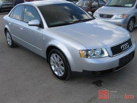 audi for sale a4 2002 audi a4 for sale