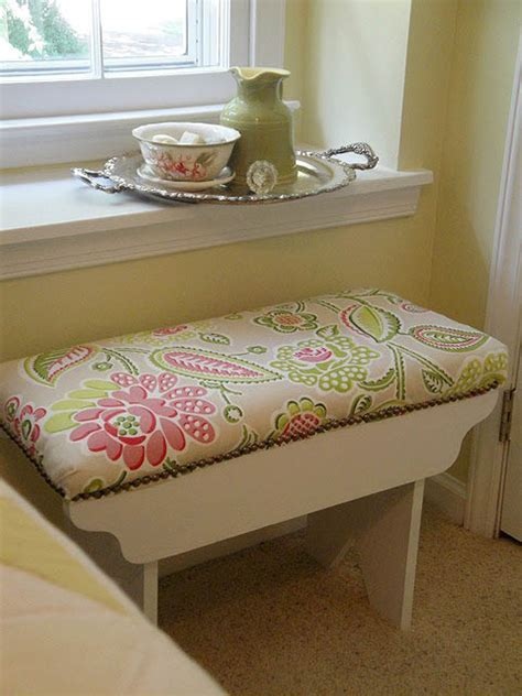 diy bench seat cushion give your seats a makeover with these 19 diy bench cushions