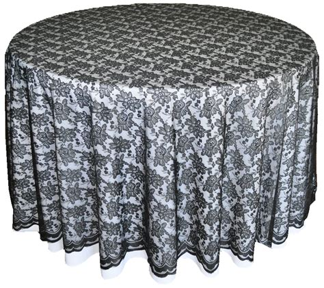 lace table overlay black lace table overlays linens toppers