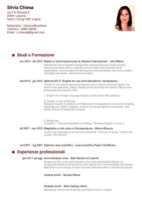 Cv In Curriculum Vitae Curriculum Vitae