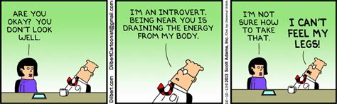 Part Time Office Near Me by Dilbert Introvert Dilbert