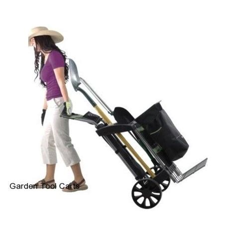Garden wagon cart landscaping services storage garden tool carts removable bag ebay garden