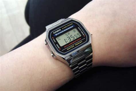 casio a 158wa orologio vintage casio a168wa 1yes orologi casio anni 80 prezzo e opinioni