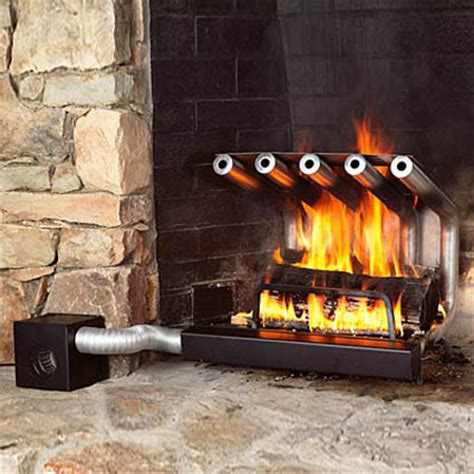 fireplace fans and blowers spitfire tube fireplace heaters the green head
