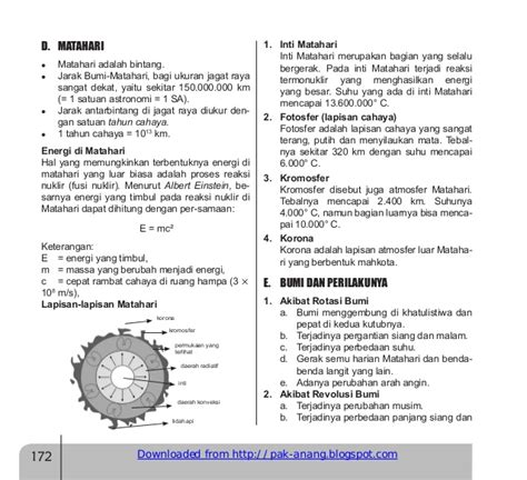bio fisika adalah rangkuman materi un ipa smp fisika kimia biology