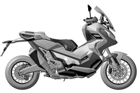 honda adventure scooter leaked 2017 honda city adventure concept motorcycle patent