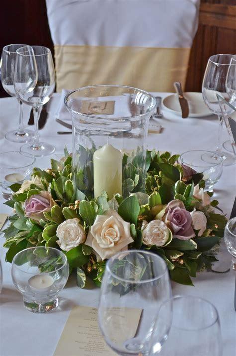 Table Vases For Weddings by Wedding Flowers Debbie S Vintage Autumn Wedding