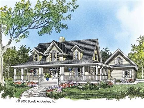 eplans farmhouse eplans farmhouse house plan azalea crossing 2482