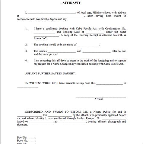 Letter Authorization Name Change Cebu Pacific Letter Authorization Name Change Cebu Pacific 28 Images St Run 2011 Manila Cebu Davao