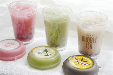 Etude Sleeping Pack etude house tea sleeping pack kawaii tuga store