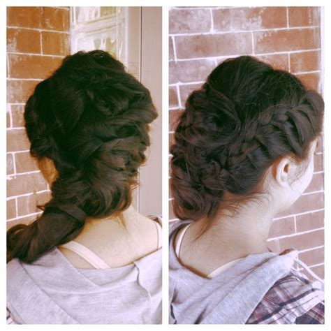 nyc salon for best formal hair updo or braids 17 best images about hair portfolio on pinterest beauty